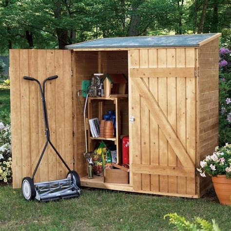 Build Your Own Tool Shed by Build A Whimsical Tool Shed For Your Garden