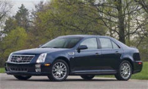 2005 cadillac sts reliability cadillac sts problems at truedelta repair charts by year