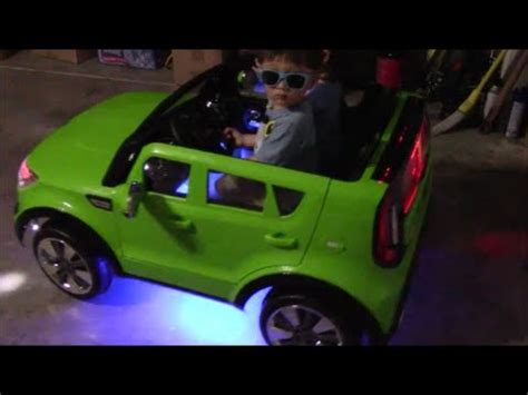 kid trax kia sing a long soul check out the lights youtube