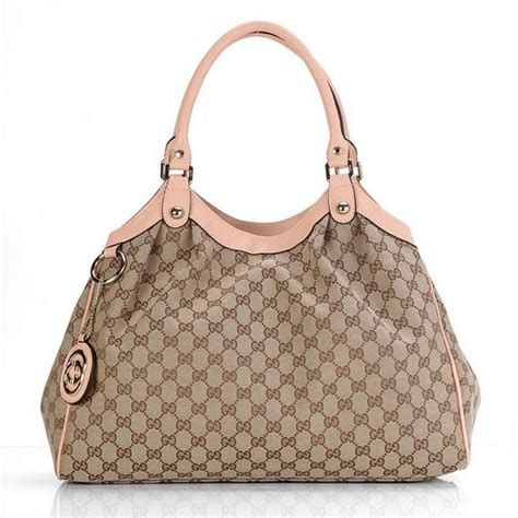 Tas Gucci Sukey Tote Gold Pink High Quality Orlet 2013 gucci handbags outlet wholesale hermes bags store fast delivery