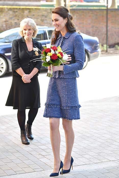 Blus Karmila Peplum kate middleton is chic in peplum skirt suit