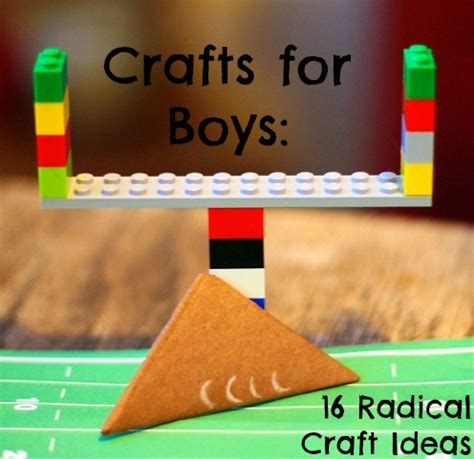 crafts for boys crafts for boys 16 radical craft ideas