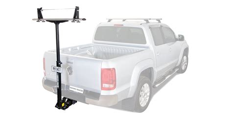 Auspost Rack by Ford Ranger Wildtrak Cab Roof Rack Rhino Rack