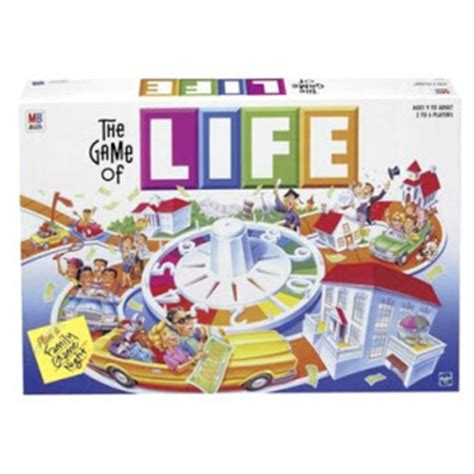 value able ideas: life sized game of life complete