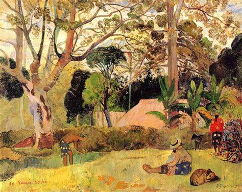 paul gauguin cuadros paul gauguin paul gauguin impresionismo pintor y arte