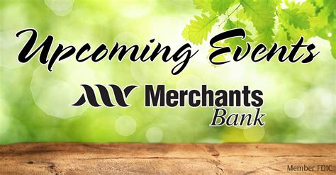 Merchants Bank Cottage Grove by Come See Us At These Home And Garden Shows Merchants