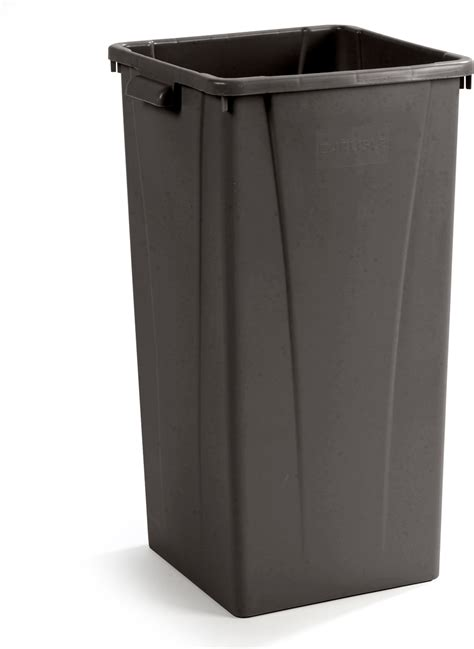 tall trash can 34352369 centurian square tall waste container trash