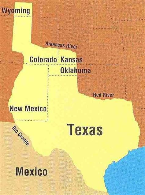 republic of texas map 1845 the republic of texas 1836 1845 texas texas i wish and us states