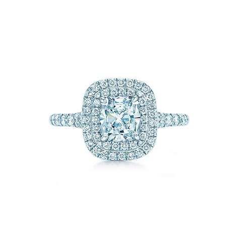 Cushion Brilliant Diamond Friday Quot Rocks Quot Featuring Tiffany Amp Co The Yes Girls