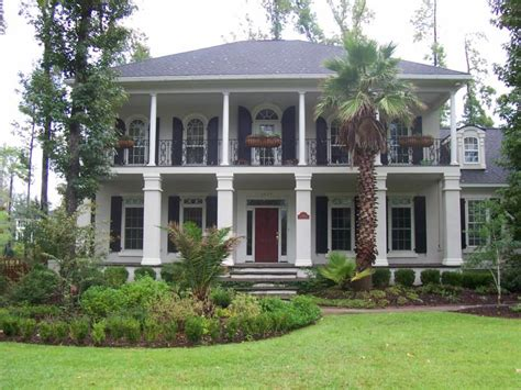Southern Home House Plans by Inspiring Southern Style House Plans 4 Southern