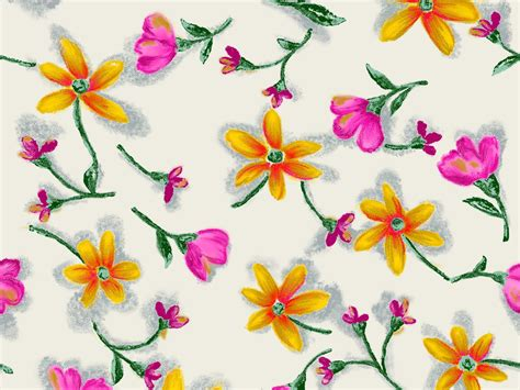 flower pattern for painting floral illustrations design floral patterns flower