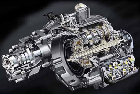 mechanical design adalah automatic revolution comparing cvt dual clutch and