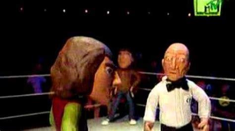 celebrity deathmatch noel gallagher video liam vs noel celebrity deathmatch oasis liam