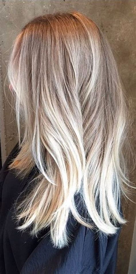 Ideas For Hair Color And Highlights For Blondes