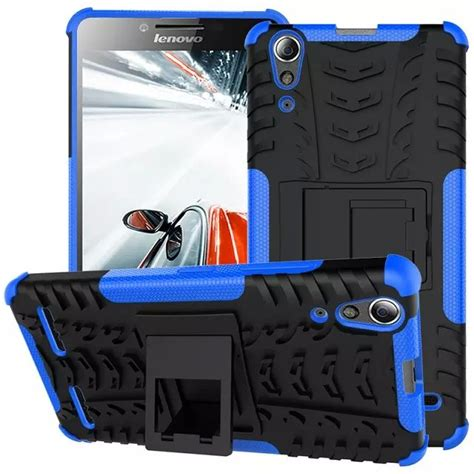 Indoscreen Lenovo A6000 Anti Anti Shock for lenovo k3 a6000 a6000 plus pc silicone 3d shield stand rugged tire for lenovo a