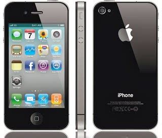 Hp Iphone Apple 4 harga dan spesifikasi hp apple iphone 4