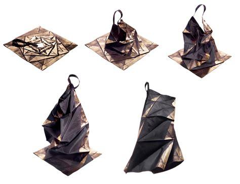 Issey Miyake Origami - issey miyake innovator as inspiration for innovation