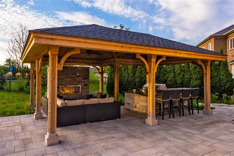gazebo deck gazebo pictures paradise decks and landscape design