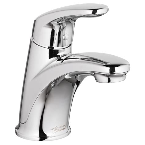 1 Handle Shower Faucet by Colony Pro Single Handle Bathroom Faucet American Standard