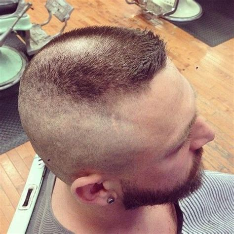 what is a horseshoe haircut horseshoe flattop haircut hairstylegalleries com