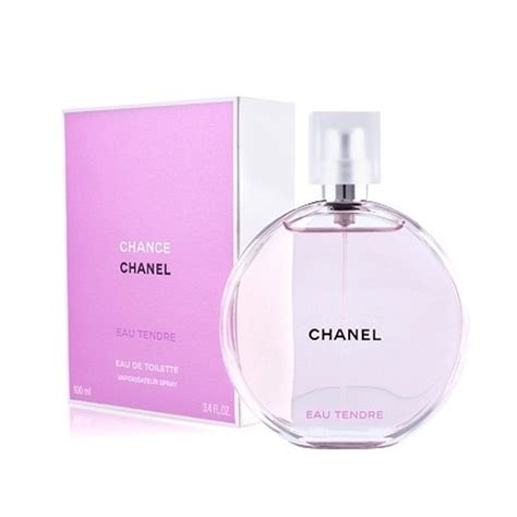 Chanel Chance Edt 100ml Original perfume chanel chance eau tendre 100ml original e
