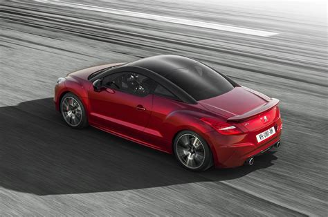 peugeot rcz usa 2016 peugeot rcz pictures information and specs auto
