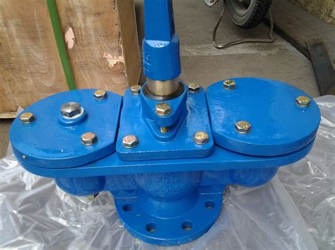 Water Ball3 water air bleed valve with 3 quot and flat