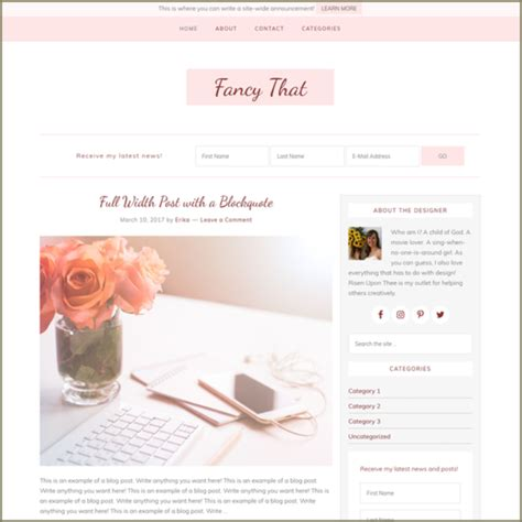 blog theme giveaway christian stress management blog theme giveaway