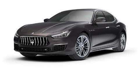 Maserati Build Your Own by Maserati Build And Price Car Configurator Maserati