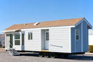 Trailer Houses How Are Mobile Homes Removed With Pictures
