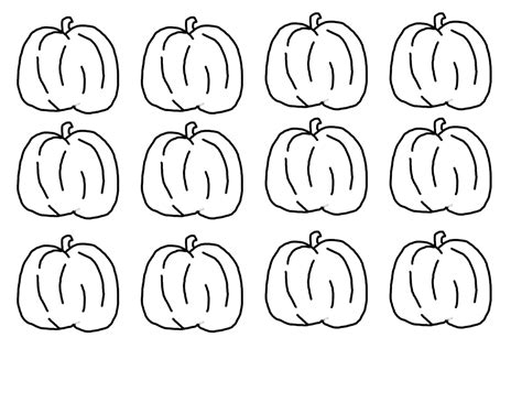 small pumpkin coloring pages print 16 best photos of paper punch art template welcome baby