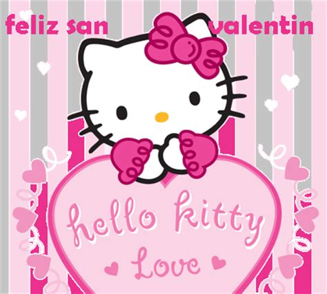wallpaper hello kitty san valentin dia de san valentin hello kitty imagui
