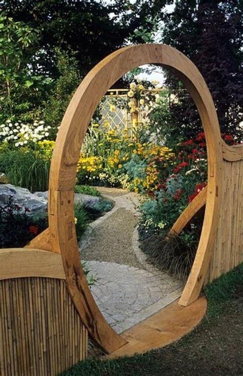porte tonde mod 232 les du jardin japonais rien n est plus exotique
