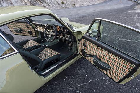 porsche 911 singer interior porsche 911 manchester by singer vehicle design