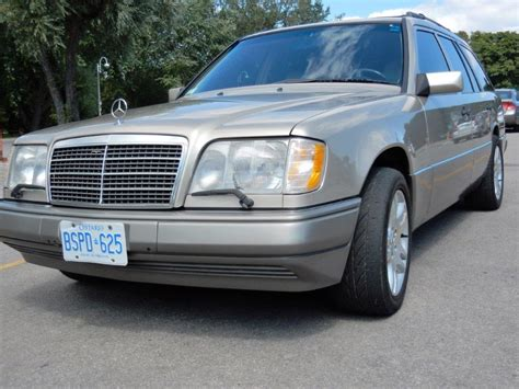 mercedes e320 station wagon bf exclusive 1995 mercedes e320 station wagon