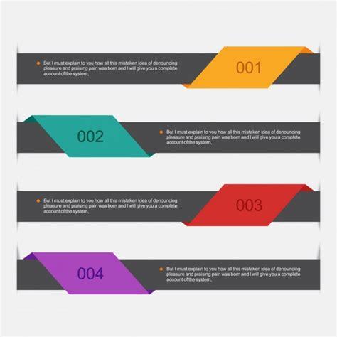 design banner with powerpoint conjunto de banderas descargar vectores gratis