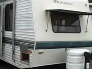 Prowler Rv Floor Plans 1998 wilderness 26h travel trailer flv youtube