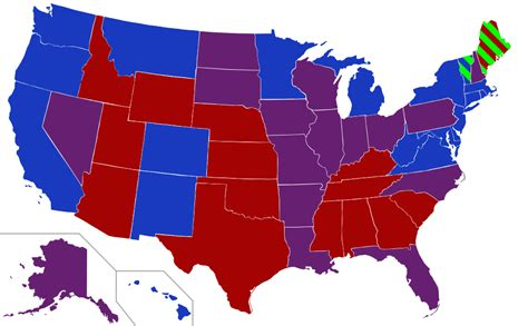 united states map showing and blue states republican elephant clip cliparts co