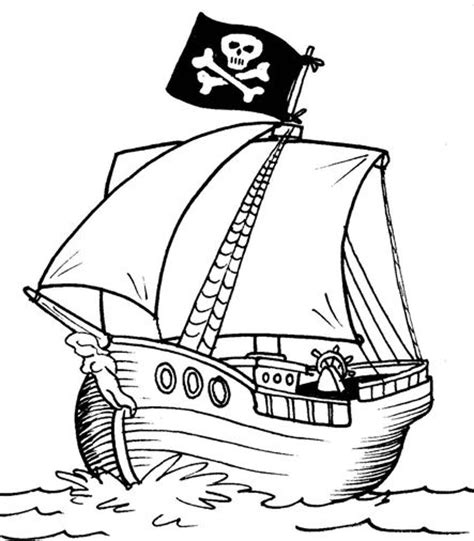 barco dibujo simple best 25 pirate ship drawing ideas on pinterest pirate