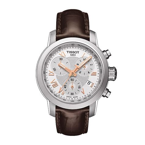 Jam Tangan Michael Kors Laki Laki tissot stainless steel brown leather