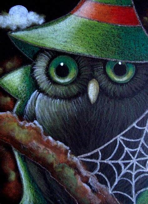 fantasy owl spider web 3 by cyra r cancel from gallery