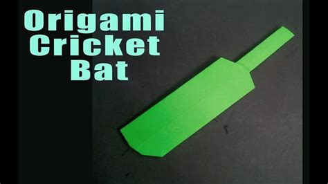How To Make Paper Cricket Bat - best 25 cricket bat ideas on cricket