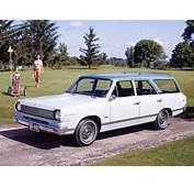 1967 AMC Rambler American 440 Station Wagon  &176 Cars Were