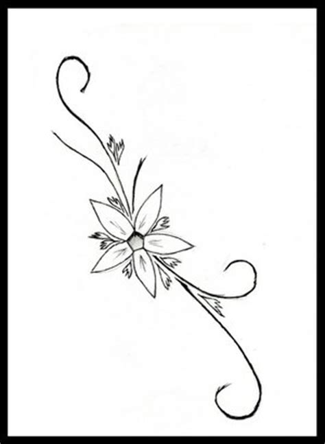 small flower tattoo designs tattoo ideas pictures