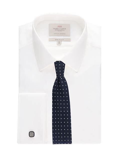 pattern black and white shirt men s formal white herringbone extra slim fit shirt