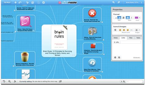 best map software best mind mapping software apps for iphone mac windows