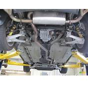 2008 Saturn Sky Red Line Roadster Undercarriage Photo 82437345