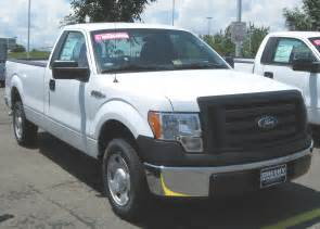 2009 Ford F 150 Cab 2009 Ford F 150 Regular Cab