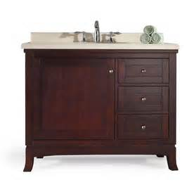 buy ove decors 195 194 tobacco undermount single sink bathroom