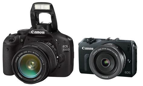 Lensa Untuk Canon 550d canon eos m sistem kamera baru